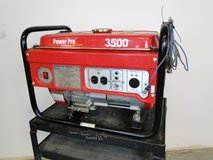 Power Pro 3500 Generator in Alvin, Texas