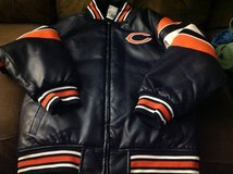 Chicago Bears Youth Size XL Like New Winter Coat in Naperville, Illinois