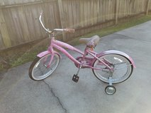 HUFFY GIRL 20'BIKE in Wilmington, North Carolina