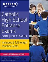 BRAND NEW Kaplan Catholic HS Entrance Exam in Plainfield, Illinois
