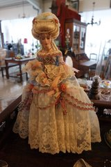 Franklin Heirloom collector's doll Marie Antoinette in Spangdahlem, Germany