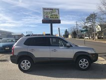 2005 HYUNDAI TUCSON GLS in Fort Leonard Wood, Missouri