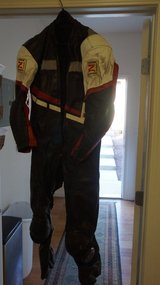 One Piece Motorcycle leathers, sportbike, motorcycle, in Fort Irwin, California
