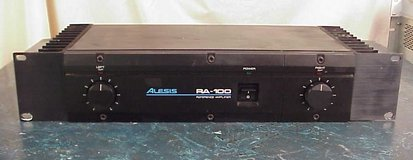Alesis RA-100 Reference Amplifier (110V) in Ramstein, Germany