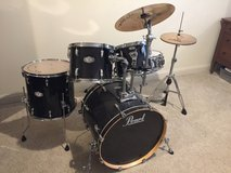 Pearl Vision VBX Complete Drum Set in Beaufort, South Carolina