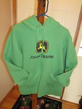 John Deere Hoodie NWT Reduced in Yorkville, Illinois