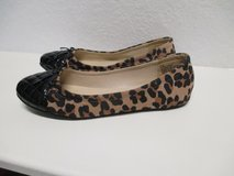 Women's Size 6 Leopard print Ballet Style Shoes in Kingwood, Texas