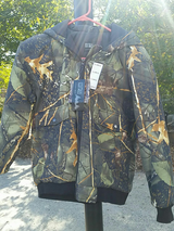 Camouflage coat boys large in Wilmington, North Carolina