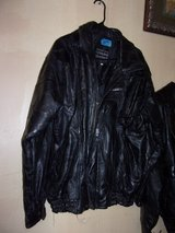 Maxam Large Genuine Leather Coat in Fort Riley, Kansas