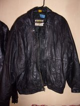 Phases XXL Geniune Leather Coat in Fort Riley, Kansas