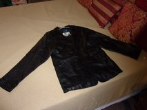 Hillary Paige XS Genuine Leather Coat in Fort Riley, Kansas
