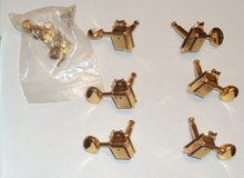 KLUSON STYLE GOLD TUNERS (NEW) (FREE SHIPPING) in Ramstein, Germany