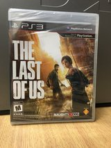 The Last Of Us PS3 game (new) in Clarksville, Tennessee
