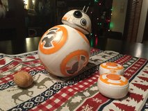 Remote Control BB-8 in Ramstein, Germany