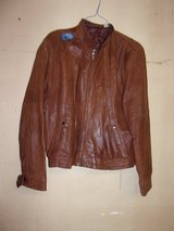 Aeropostale Large Genuine Leather Coat in Fort Riley, Kansas