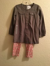 Brand new Girls Carters long sleeve outfit in Conroe, Texas
