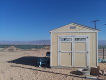 Beautiful shed in 29 Palms, California