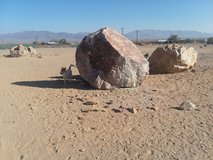 Beautiful  rocks in 29 Palms, California