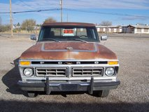 1977 Ford F250 Extended Cab Pickup in Alamogordo, New Mexico