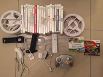 Wii Games and Accessories Bundle in Ramstein, Germany