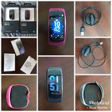 Samsung GearFit 2 GPS Tracking Bands in Chicago, Illinois