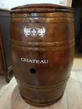 Vintage 225 L Redwine Decoration Barrel !!! in Stuttgart, GE