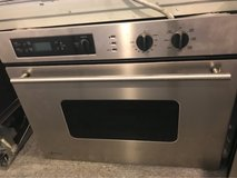 GE Monogram stainless steel oven in Cleveland, Texas
