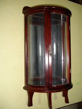 Curio Cabinet - NICE!!! in Wilmington, North Carolina