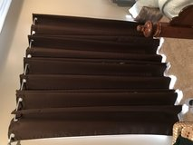 "4 Panel Black-Out Curtain Curtains (Brown/Chocolate) - Fit 2 windows up to 34""W x70""H OR 1 windo... in Fort Rucker, Alabama"
