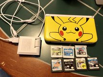 Limited Edition Pikachu 3 DS XL in Camp Lejeune, North Carolina