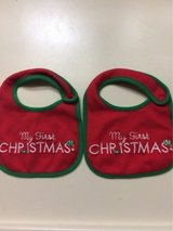 My First Christmas Bib (2) in Chicago, Illinois