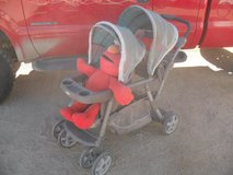 ^^^  Double Stroller  ^^^ in 29 Palms, California