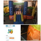 KidWise little Star bounce house in Fort Knox, Kentucky