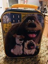 The Secret Life of Pets Soft Lunch Kit--LIKE NEW in Kingwood, Texas
