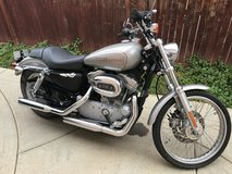 2007 Harley Davidson Sportster 883 in Camp Pendleton, California
