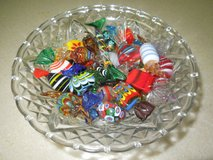 Ornamental Glass candies From Italy. in Alamogordo, New Mexico