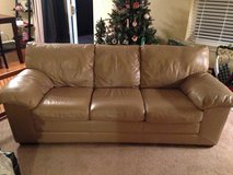 Beige Couch in Batavia, Illinois