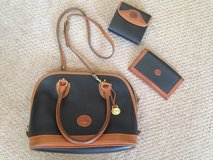 Coach Two-Tone Purse with Wallet and Checkbook Cover in Batavia, Illinois
