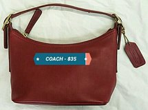 Coach Handbag Purse in Coach Box in Yorkville, Illinois