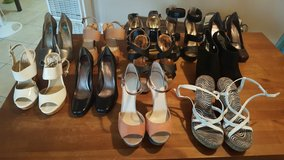 Women's heels size 6 to 7 in Yucca Valley, California
