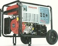 Honeywell Portable Generator, Model HW7000EL in Travis AFB, California