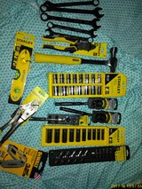 Stanley Brand New Tools in Kingwood, Texas
