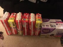 Diapers size1 380 in total in Kingwood, Texas