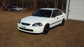 98 honda civic lx 5 speed in Camp Lejeune, North Carolina