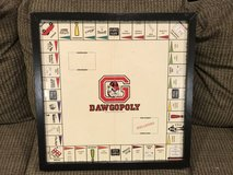 Framed Dawgopoly Game Board in Cochran, Georgia
