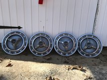 Set of 4 1965-67 Chevy SS Hubcaps in Cochran, Georgia