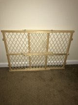 Baby/pet gate in Plano, Texas