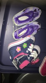 2 new pair size 5 Infant shoes in Naperville, Illinois