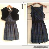 Girls Ralph Lauren dress size 16 and cover up in Plainfield, Illinois