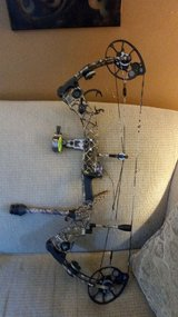 Mathews Monster Chill SDX RH. $550 BARE BOW ONLY with peep and Dloop or $780 full set up. in Bolingbrook, Illinois